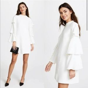 Alexis Marianna Tiered Bell Sleeved Dress